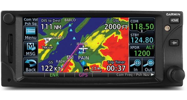 GTN™️ 650Xi GPS/NAV/COMM/MFD