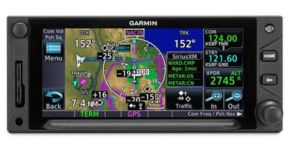 GTN™️ 625Xi GPS/MFD