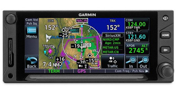 GTN™️ 635Xi GPS/COMM/MFD